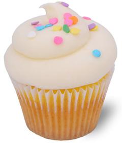 Classic Vanilla Cake; Sweet Carolina Cupcakes - Hilton Head Island's best cupcake bakery; 29928