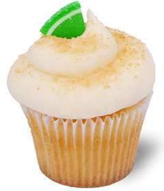Key Lime; Sweet Carolina Cupcakes - Hilton Head Island's best cupcake bakery; 29928