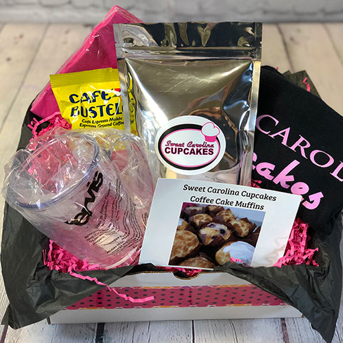 Monthly Baking Kit Subscription Club from Sweet Carolina Cupcakes; Hilton Head Island, SC 29928