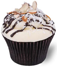 Almond Joy Cupcake from Sweet Carolina Cupcakes; Hilton Head Island, SC 29928