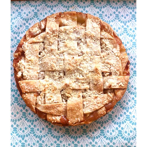 Pre-Order Holiday Apple Pie from Sweet Carolina Cupcakes; Hilton Head Island, SC 29928