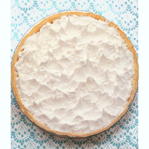 Pre-order Coconut Cream Pie from Sweet Carolina Cupcakes; Hilton Head Island, SC 29928