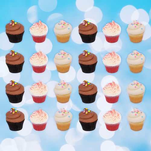 Pre-Order Mini Cupcakes from Sweet Carolina Cupcakes for your Holiday Celebration - Hilton Head Island, SC 29928