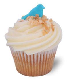 Hummingbird Cupcake from Sweet Carolina Cupcakes; Hilton Head Island, SC 29928