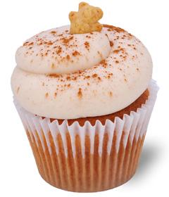 Snickerdoodle Cupcake from Sweet Carolina Cupcakes; Hilton Head Island, SC 29928