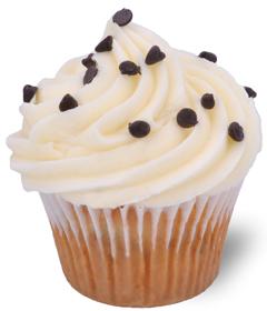Chocolate Chip Cheesecake Cupcake from Sweet Carolina Bakeshop; Hilton Head Island, SC 29928