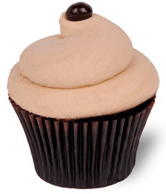 Mocha Latte Cupcake from Sweet Carolina Cupcakes; Hilton Head Island, SC 29928